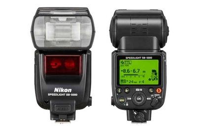 PasazFoto Nikon SB-5000 SB5000 FV 23%