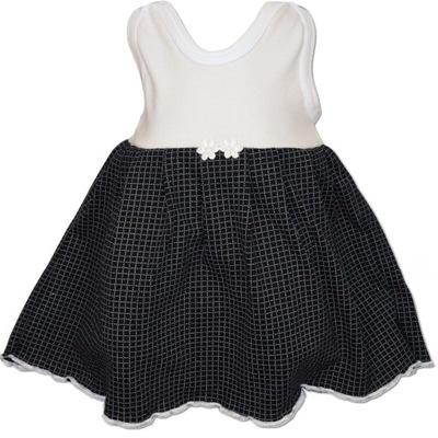 6b9867dd1e Letnia sukienka na upały WAŻKI 92 - MONELLO - 7423072026 - oficjalne ...