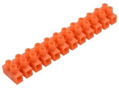 Планка блок разъем кубик 12 -torowa 10mm2