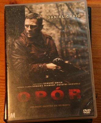 OPÓR    DVD