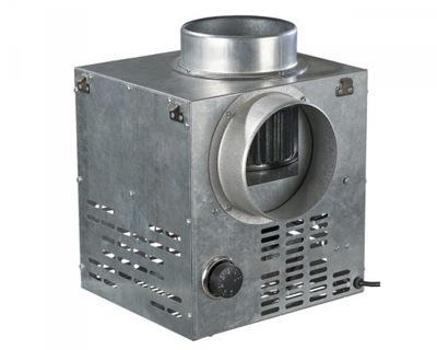 Turbíny, ventilátor, krbové PRIEDUCHY KAM 150 520m3/h