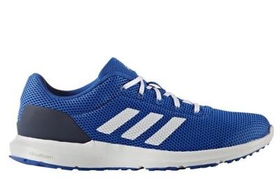 Adidas Buty biegowe Cosmic M BB4342 Niebieskie r. 43 13 w
