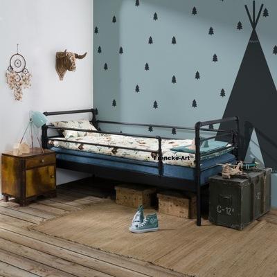 Łóżko industrialne 90x200 Producent