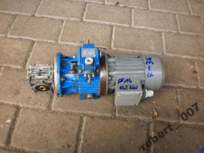 motoreduktor regulowany regulacja