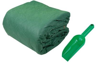 Flagstone нетканый материал для стогов на солому сено 9 ,80x12,5м