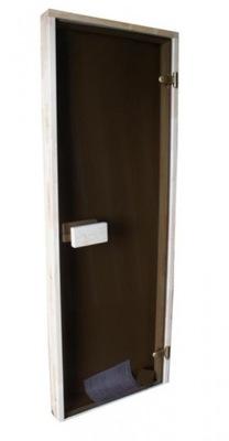 двери для сауну CLASSIC 69x189 Сосна бронза - 24ч