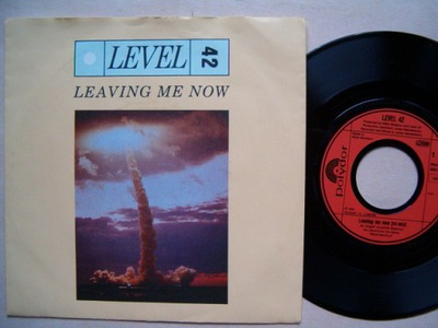 LEVEL 42 - LEAVING ME NOW - I SLEEP ON MY HEART