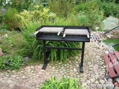 Gastronomiczny grill cateringowy dwukomorowy!!