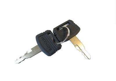 Ключ замок ЗАЖИГАНИЯ- пробка - двери Hitachi