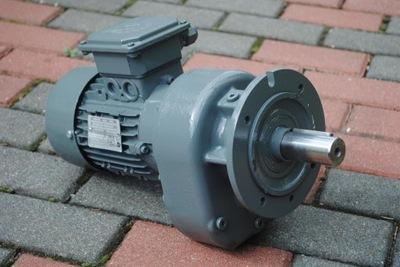 Мотор-редуктор с фланцем Ноль .37kw. 14obr./мин.. NORD