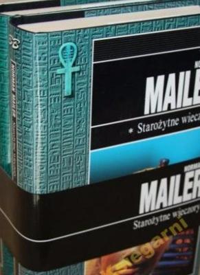 Starożytne wieczory 2tomy - Norman Mailer (BB)