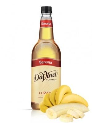 сироп ??? кофе/?????????? DaVinci Банан 1л
