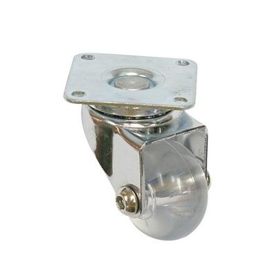 кольцо поворотные мебельное бесцветные FI35