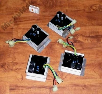 regulator napięcia AVR MEZ 125kVA sw680 A280 R3R