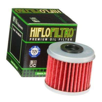 olejový FILTER HF 116 HONDA TRX 450 ER TRX450 450R E