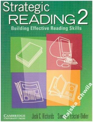 Strategic Reading 2 Podręcznik NOWY English SB