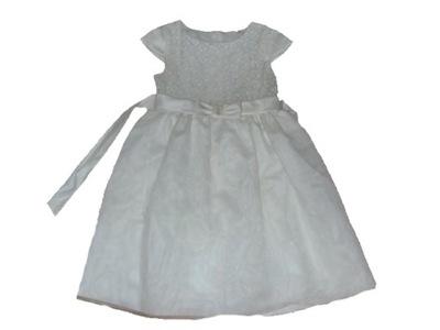 Cudna Sukienka  ECRI roz 110