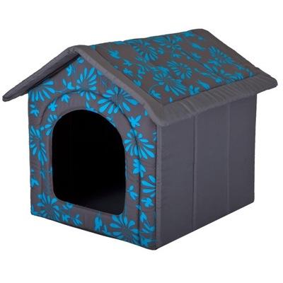 Buda dla Psa, Domek - budka Hobbydog - R4 60x55 cm