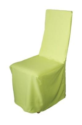 Pokrowce na krzesła uniwersalne ŚLUB WESELE