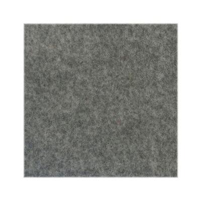 войлок Черный Графит Серый impr. 4мм 710g/м2 50x100