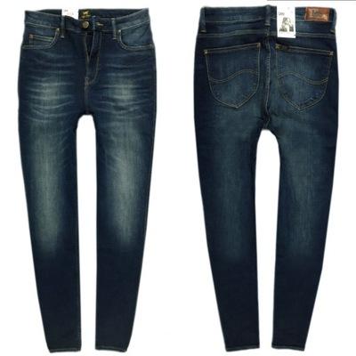 fbd1826ff43885 Spodnie Wrangler MOLLY bare blue roz. 25/30 - 5903903785 - oficjalne ...