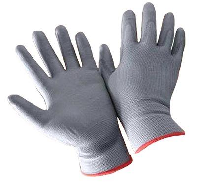 СИЛЬНЫЕ перчатки перчатки садовое Серые