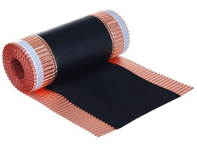 Meď CU pásky kalenicowa vRoll 320 mm x 5 MB