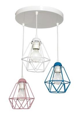 Prívesok na čítanie DIAMANT FARBA - vytvorenie vašich vlastných lampa