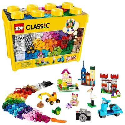 LEGO KLASICKÉ 10698 veľké Tvorivé podložky