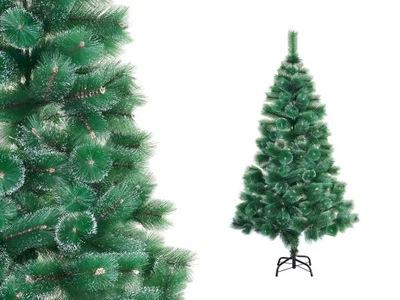 Vianočné stromčeky - STROM 180 cm HRUBÉ DRUHÝ STROM 30 cm ZADARMO!!!