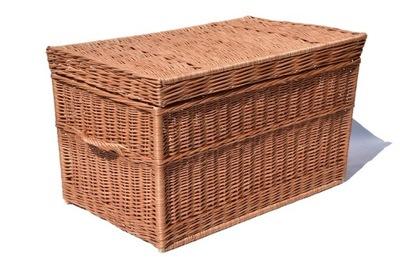 Wklinowy ларец коробка Корзина плетеная Корзина 60 см