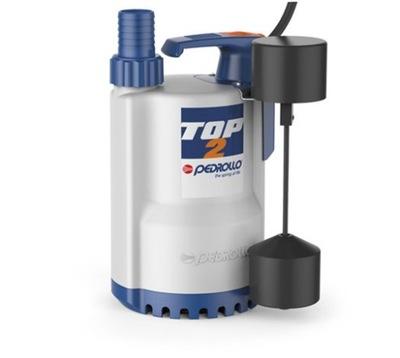 Bazénové čerpadlo, filter - Pumpa TOP 2 GM PEDROLLO magnetický plavák