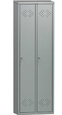 шкаф ШКАФ МЕТАЛЛИЧЕСКИЙ шкаф для одежды BHP 1830x575x500
