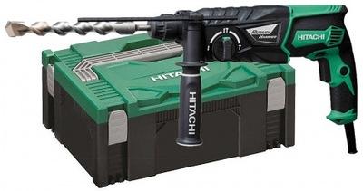 Hitachi DH26PCW1 строительный перфоратор SDS-плюс HITSYSTEM