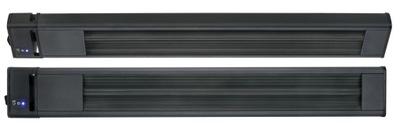 Dáždnik na vykurovanie - Elektrický ohrievač terasových radiátorov 2,4 kW