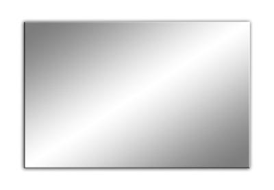 зеркало ЛИСТАМИ С ЗАТОЧКОЙ + ПОЛИРОВКА 100x70 10 ФОРМАТАХ