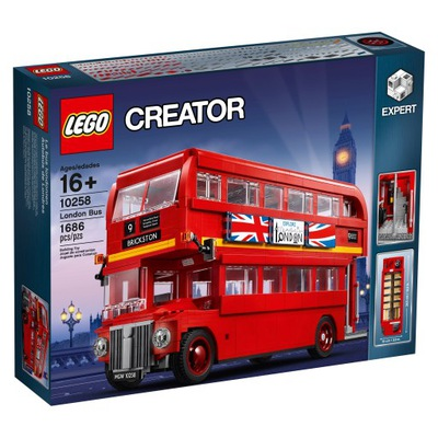 LEGO 10258 London bus Novinka strane