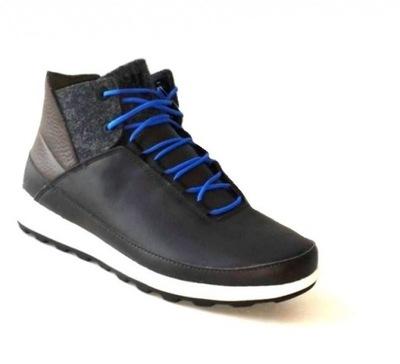 ADIDAS ZAPPAN WINTER MID (G97150) Męskie | cena 152,99 PLN, kolor BRĄZOWY | Buty outdoor adidas