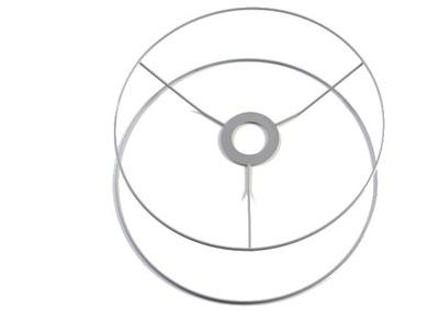 Стеллаж для abażuru Белый 40см прощание и кольцо E27