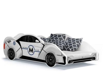 Łóżko AUTO samochód CARS 180x90 + materac