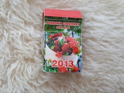 КАЛЕНДАРЬ 2013 ОРИГИНАЛЬНАЯ