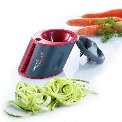 Kuchynské doplnky - Temperówka Spiralizer do warzyw Westmark 2 ostrza