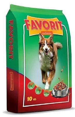 Сухой корм для собак FAVORIT говядина 30kg(3X10kg)