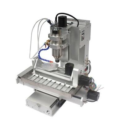 Фрезерный станок с ЧПУ вертикальная 1 ,5 KW 5 оси HY-3040 - 5D