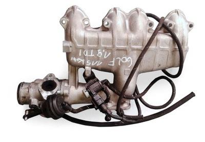 VW GOLF IV 1.9TDi AJM KOLEKTOR SSĄCY EGR 038129713