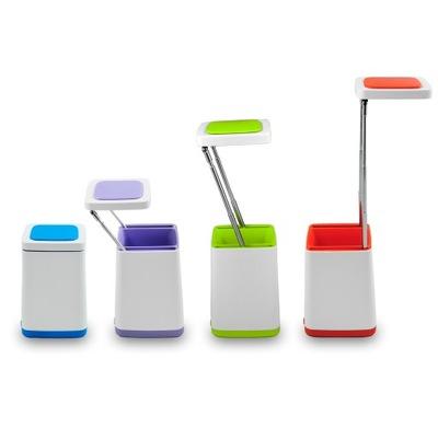 Stolové lampy - Svietidlá - Svietidlá - Stolové lampy - LAMPKA BIURKOWA LED HELSINKI USB NA BIURKO SZKOLNA