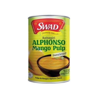 Манго АЛЬФОНСО паста 450g - паста Манго - Индия