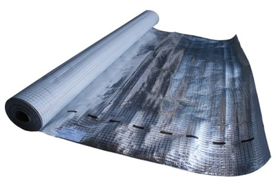 пленка пароизоляционная алюминиевая STROTEX AL 180 75м