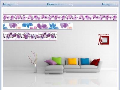Ремень декоративный орнамент на стену Деко Border 43