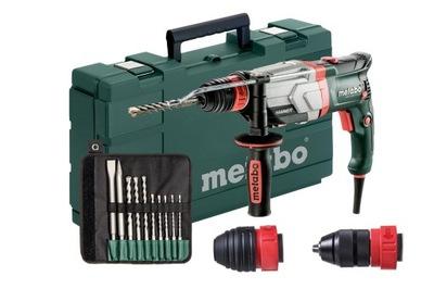Mlotowiertarka Metabo UHEV 2860-2 Quick Set 1100W